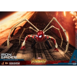 Boxed Figure: Hot Toys Avengers: Infinity War - Iron Spider (903471)