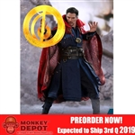 Boxed Figure: Hot Toys Avengers: Infinity War - Doctor Strange (903595)