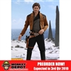 Boxed Figure: Hot Toys Solo: A Star Wars Story Han Solo (903609)