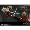 Boxed Figure: Hot Toys Star Wars Attack of the Clones Yoda (903656)