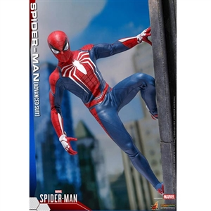 Boxed Figure: Hot Toys Spider-Man Advanced Suit (903735)
