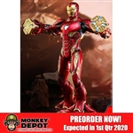 Accessory Set: Hot Toys Iron Man Mark L Accessories (903804)