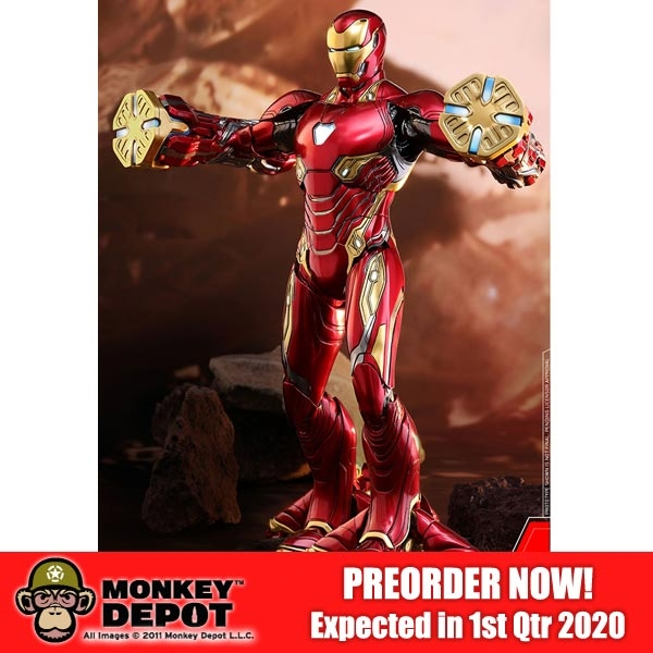 PREORDER Accessory Set: Hot Toys Iron Man Mark L Accessories (903804) (No  Figure)