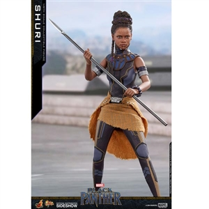 Boxed Figure: Hot Toys Black Panther - Shuri (903734)