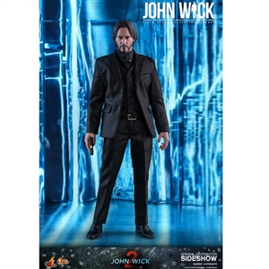 Boxed Figure: Hot Toys John Wick: Chapter 2 - John Wick (903754)