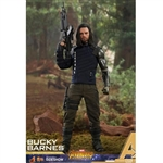 Boxed Figure: Hot Toys Avengers: Infinity War - Bucky Barnes (903795)