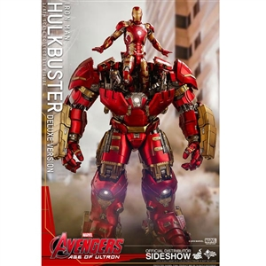 Hot Toys Avengers: Age Of Ultron - Hulkbuster Deluxe Version (903803)