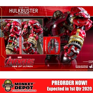 Accessory Arm: Hot Toys Avengers: Age of Ultron Hulkbuster Accessory Arm (904122)