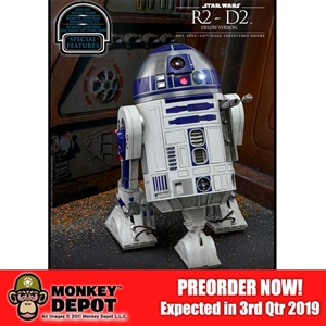 Hot Toys Star Wars R2-D2 Deluxe Version (903742)