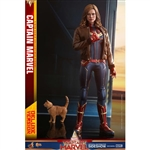 Boxed Figure: Hot Toys Captain Marvel