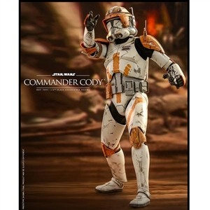 Hot Toys Star Wars Commander Cody (903736)