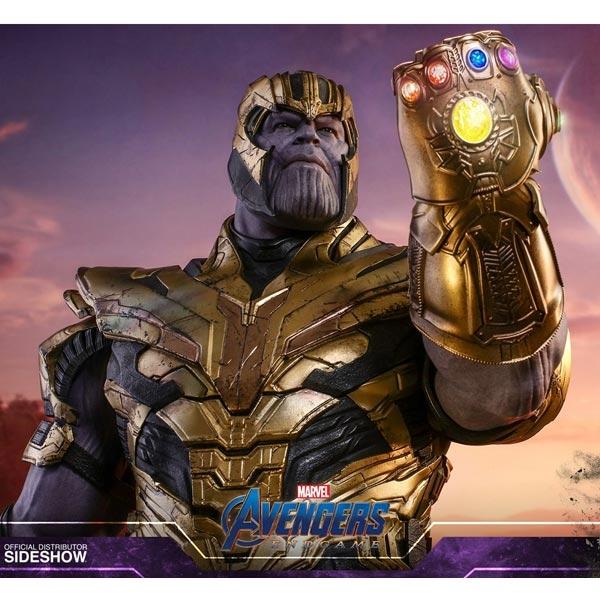 Monkey Depot Hot Toys Avengers Infinity War Thanos 904600