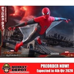 Hot Toys Spider-Man (Upgraded Suit) (904867)