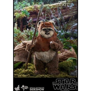 Hot Toys Star Wars Wicket (904975)