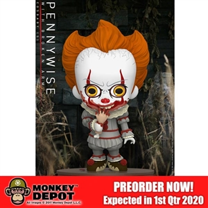 Collectible Figure: Hot Toys Pennywise w/Broken Arm (905235)