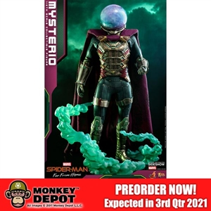 Hot Toys Spider-Man Far From Home Mysterio (905217)