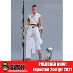 Hot Toys Star Wars Rey and D-O (905520)