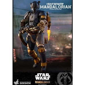 Hot Toys Star Wars Heavy Infantry Mandalorian (905580)