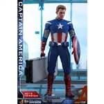 Hot Toys Captain America (2012 Version) (904929)