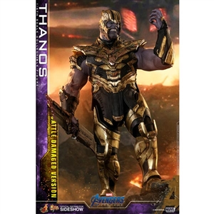 Hot Toys Avengers: Endgame Thanos (Battle Damaged Version) (905891)