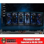 Display: Hot Toys Batman: Arkham Knight Armory Miniature (906123)