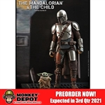Hot Toys The Mandalorian + The Child
