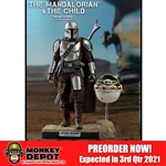 Hot Toys The Mandalorian + The Child (Deluxe) (905873)