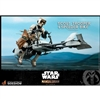 Hot Toys Scout Trooper w/Speeder Bike and Child (906340)