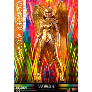 Hot Toys Golden Armor Wonder Woman (906458)