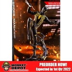 Hot Toys Spider-Man (Anti-Ock Suit) Deluxe (906796)