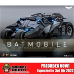 Boxed Vehicle: Hot Toys Batmobile (908080)