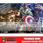 Hot Toys Captain America (908266)
