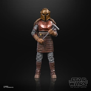 Action Figure: Hasbro 6 inch Star Wars Black Series The Armorer (The Mandalorian)