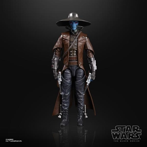Action Figure: Hasbro 6 inch Star Wars Black Series Cad Bane