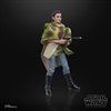 Action Figure: Hasbro 6 inch Star Wars Black Series Princess Leia Organa (Endor Battle Poncho)