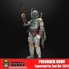 Action Figure: Hasbro 6 inch Star Wars Black Series Boba Fett Deluxe