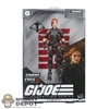 Hasbro 6 inch GI Joe Classified Series Scarlett
