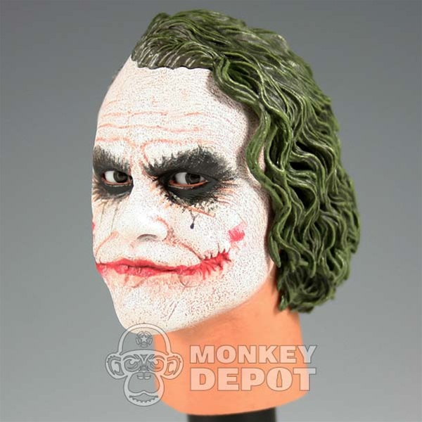 Head Hot Toys Joker Dx01 W Pers