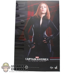 Black Widow - Captain America The Winter Soldier (EMPTY)