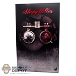 Display Box: Hot Toys Sleepy Hollow - Ichabod Crane (Empty)