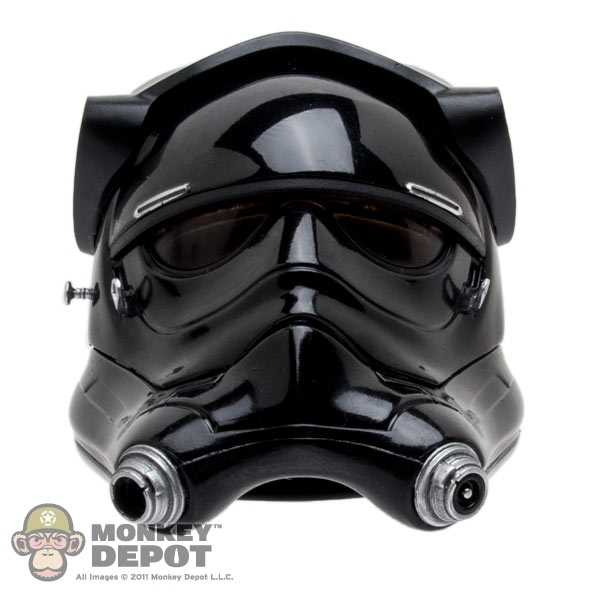 Tie Pilot Helmet Kit ! Star Wars INCLUDING HOSES !!