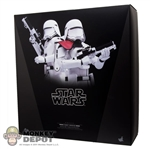 Display Box: Hot Toys Star Wars - First Order Snowtroopers