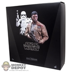 Display Box: Hot Toys Star Wars - Finn & First Order Riot Control Stormtrooper (Empty Box)
