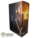 Display Box: Hot Toys Resident Evil 6 Ada Wong (EMPTY)