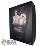 Display Box: Hot Toys Star Wars Rey & BB-8