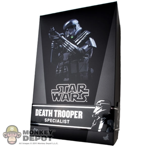 Display Box: Hot Toys Star Wars Rogue One Death Trooper Specialist (EMPTY)