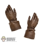 Hands: Hot Toys Brown Molded Relaxed Hands