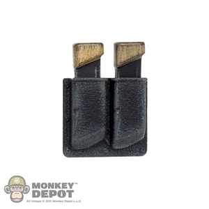 Ammo: Hot Toys Belt Holster w/Butt Plated Ammo