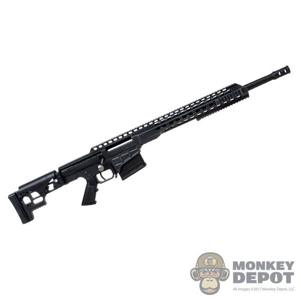 75b895f0713dc Monkey Depot - Rifle  Hot Toys Barrett MRAD Rifle