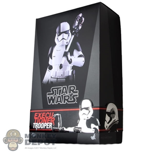 Display Box: Hot Toys Star Wars - Executioner Trooper (Empty Box)